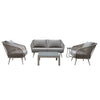 Set of 3+1+1+1Outdoor sofa set 28510101