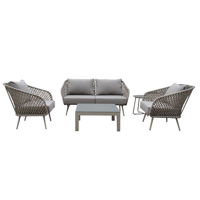 Pre-Order 30 days delivery  Set of 3+1+1+1+1Outdoor sofa set 28510101