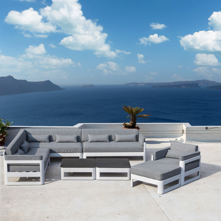 Asuka corner  Outdoor sofa set ASUKA001