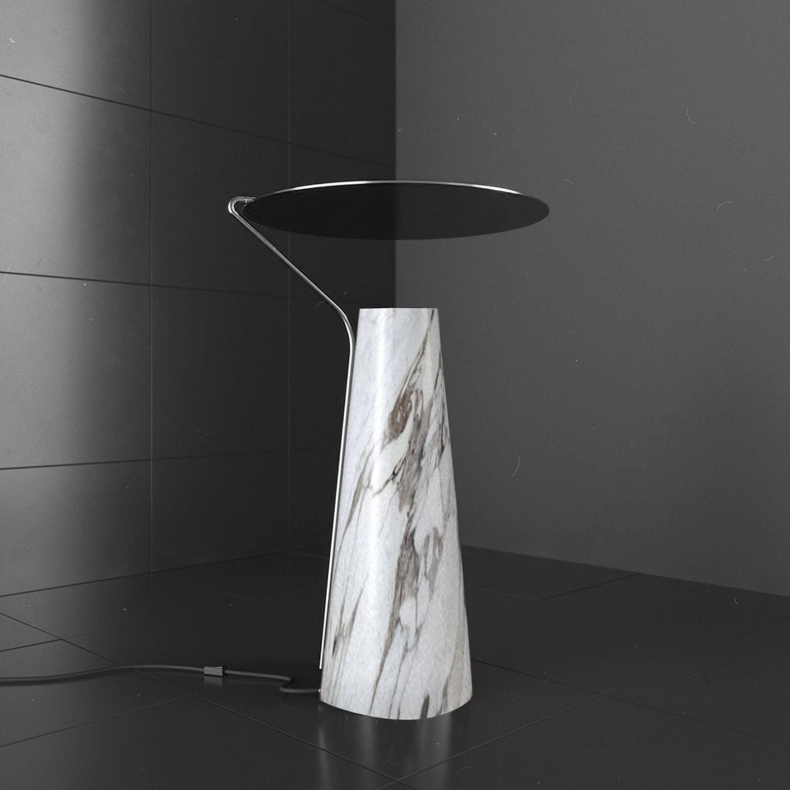 Marble  Table lamp CY-NEW-066-W - ebarza