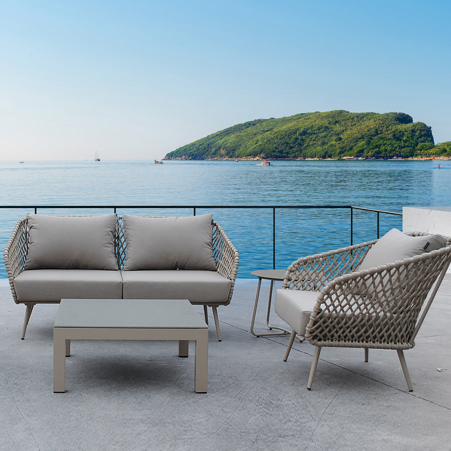 Set of 3+1+1+1+1Outdoor sofa set 28510101