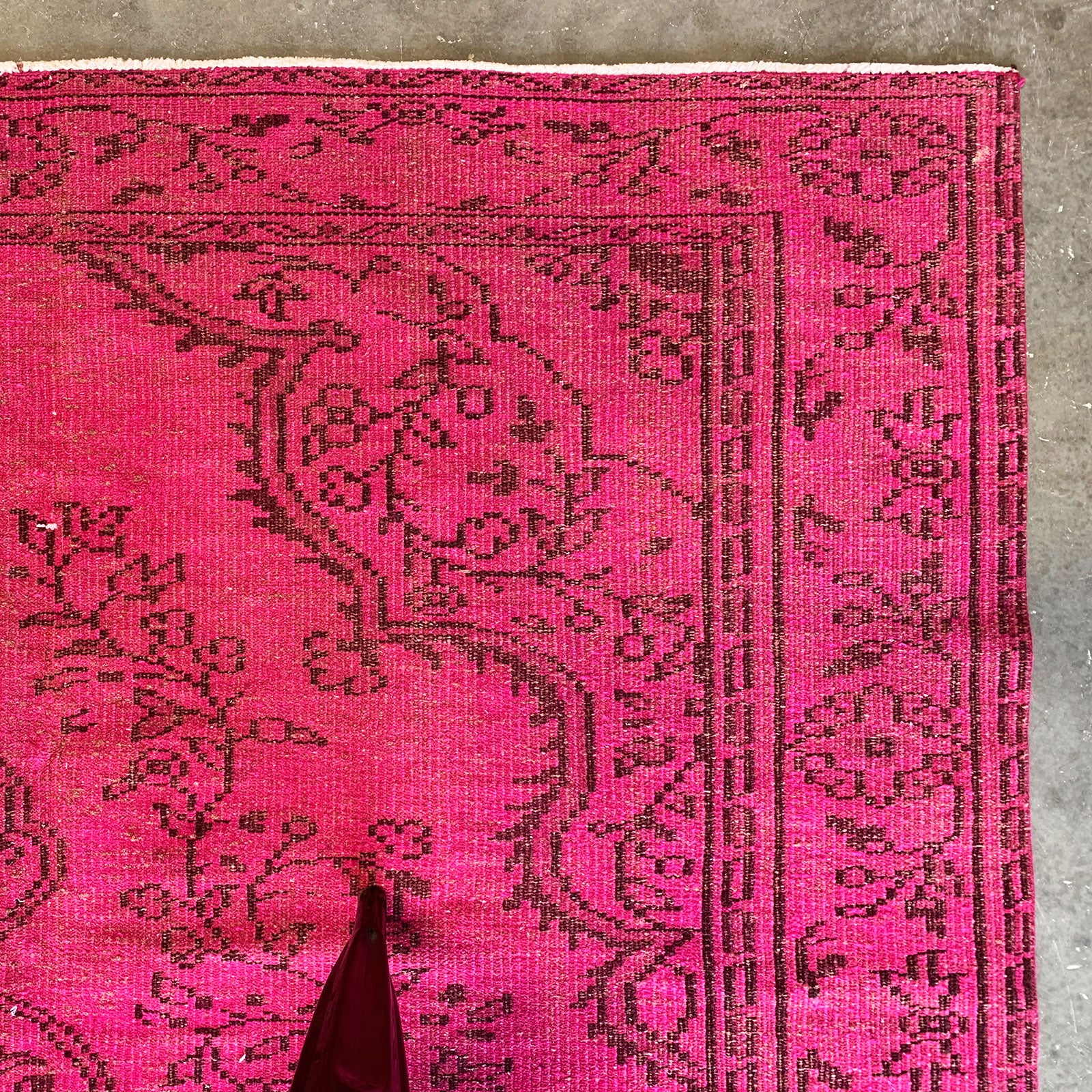 Bursa Handmade over dyed 270x180 cm SA0156