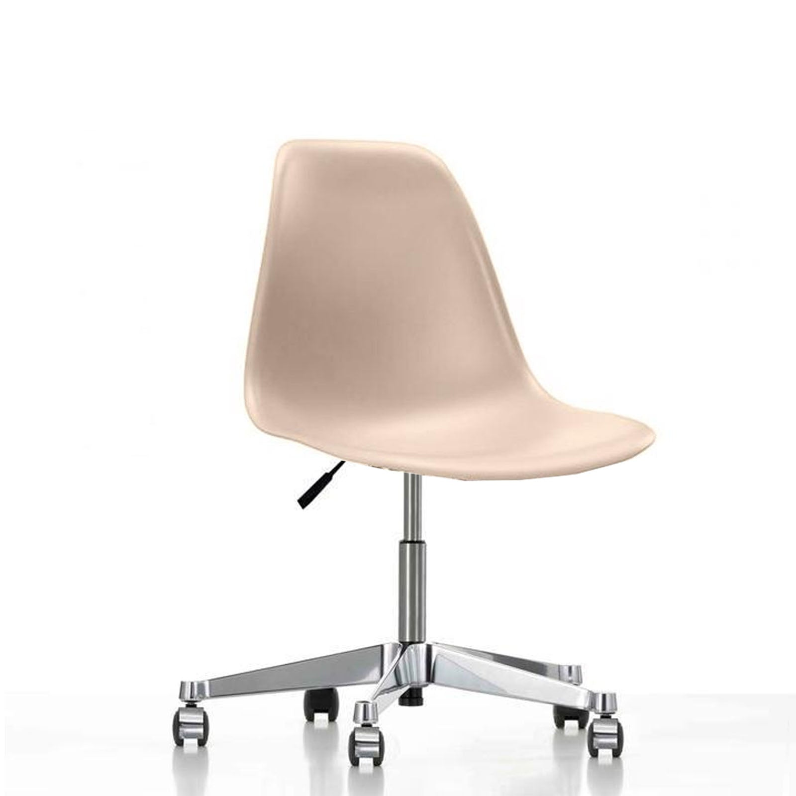 CLASSIC PLASTIC & ALUMINUM OFFICE CHAIR BP8007FW-PB1+Y