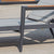 Polrais Sunbed + Coffee table POLARIS-L