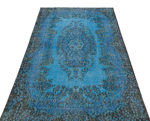 118x212 CM BURSA HANDMADE OVER DYED RUG 1941