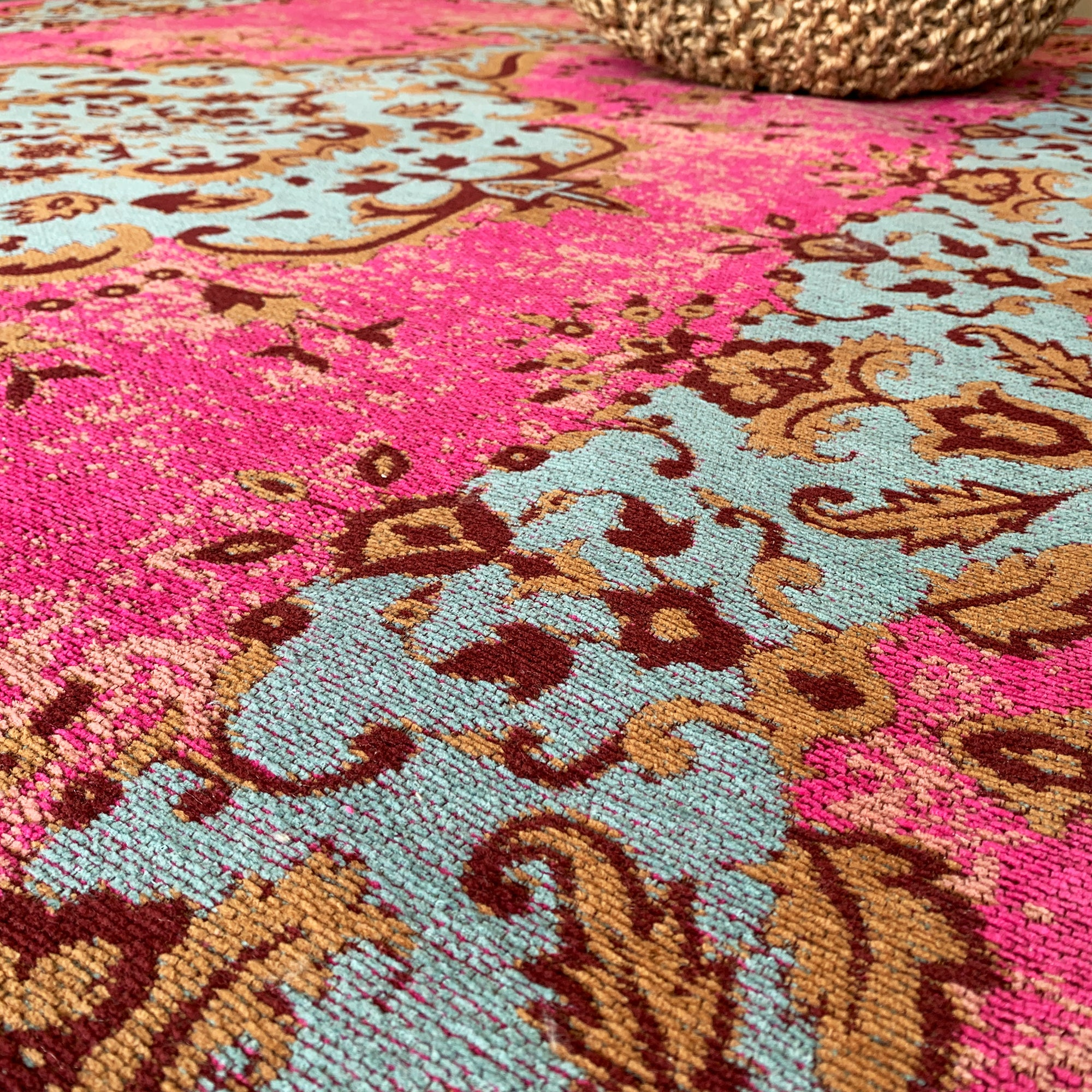 230X160 cm  handmade Rug Melenia-MX-162-L -  230X160 سم سجادة ميلينيا صناعة يدوية - Shop Online Furniture and Home Decor Store in Dubai, UAE at ebarza