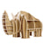 Art Home  Decoration Shelving Wood Crafts TP019M-N - ebarza