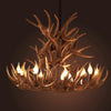 American Artistic Antler Decoration  Resin Chandeliers CY-DD-278 - ebarza