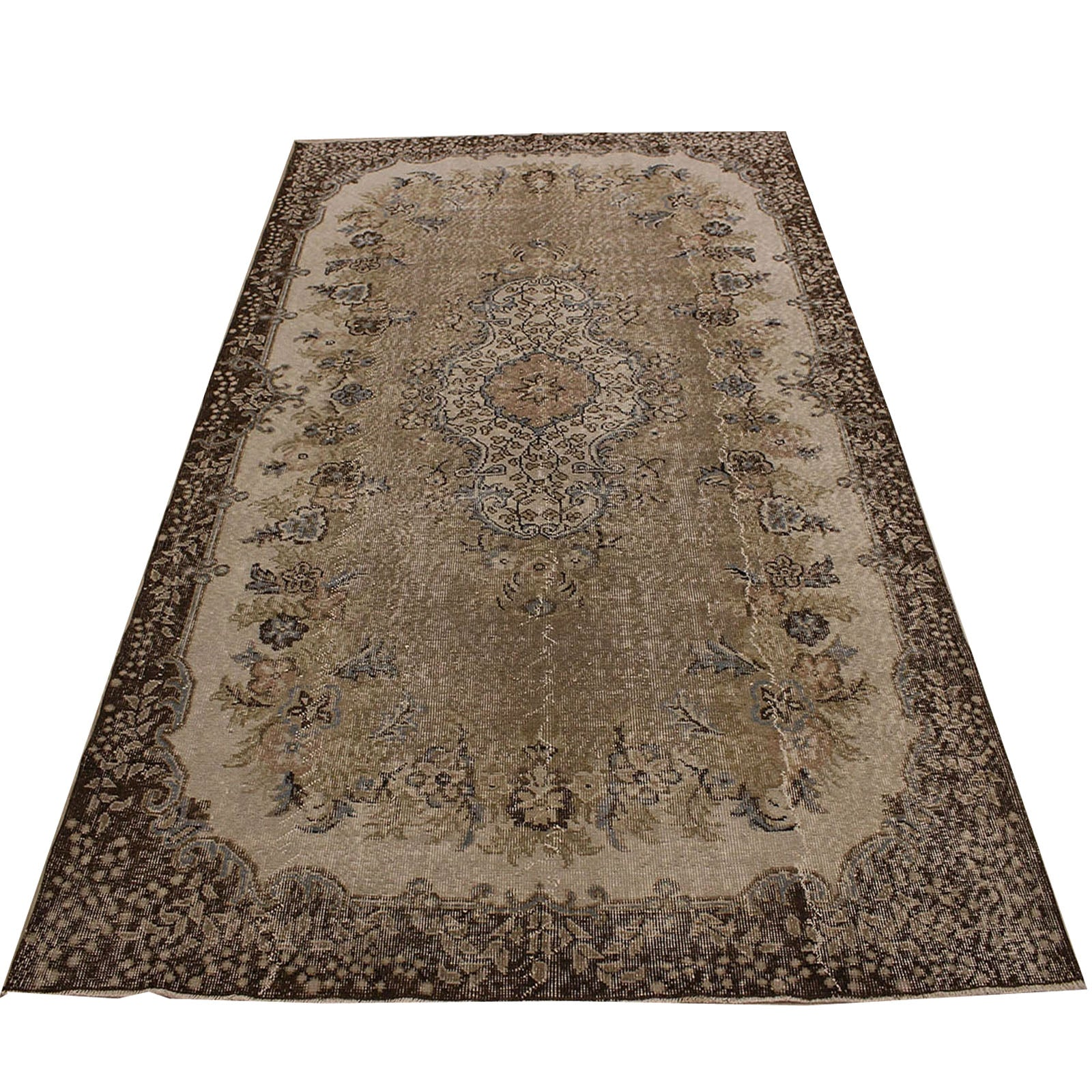 Hali 172X281 CM Bursa Handmade over dyed rug 2284