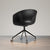 Classic  Aluminum  Office Chair  PC-125E-A-B-B