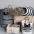 Pre-order 40 days delivery  Set of 3 baskets 190410-016