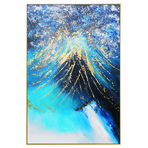 Handpainted Art Painting with  frame SO894 180X120 SOAP0071