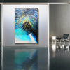 Pre-Order 30 days Delivery  Handpainted Art Painting with  frame SO894 180X120