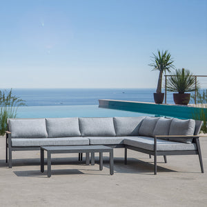 Polaris Corner  Outdoor sofa set Polaris-CS