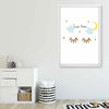 Framed Graphic Art Print  SOAPR0005