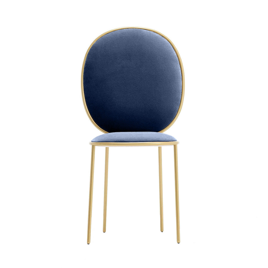 Velletri  Dinning Chair TG-198-Blue