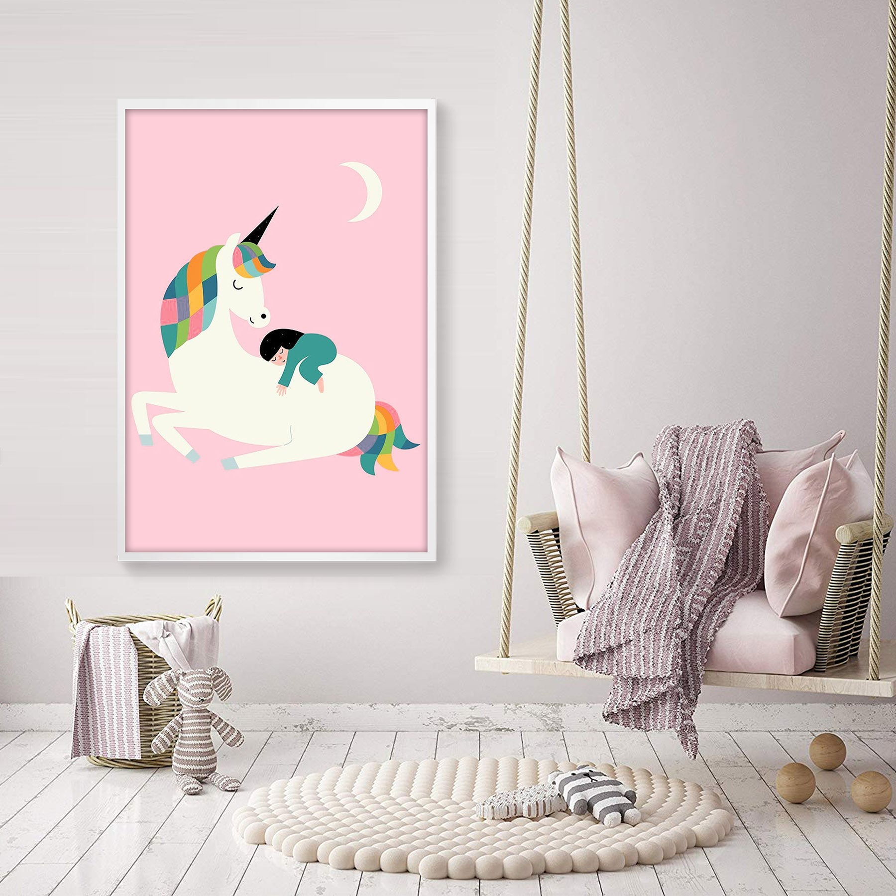Framed Graphic Art Print  SOAPR0013