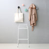 Pre-order 20 days delivery   Set of 5 Solid Wood Hanger CH-029-W