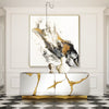 Pre-Order 30 days Delivery  Handpainted Art Painting with  frame SO891 140X140