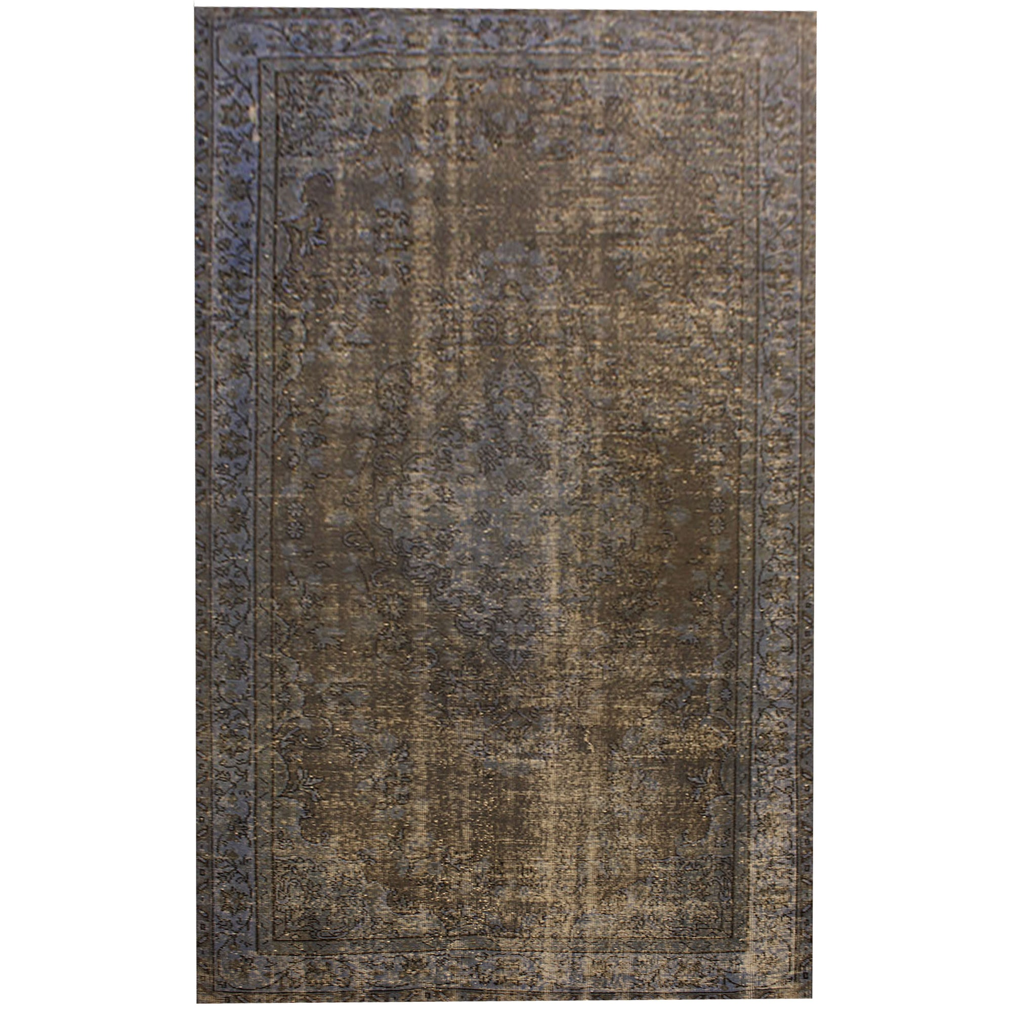 158 X 266 Anatolian Hand Knotted Carpet Vintage Style 60N2396 -  158 × 266 سجادة أناضولية معقودة يدويًا - Shop Online Furniture and Home Decor Store in Dubai, UAE at ebarza