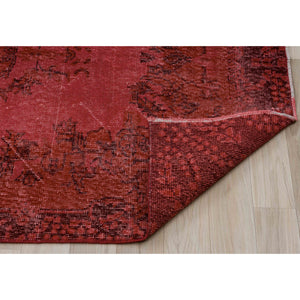 Pre-order 25 days Delivery 116 X 213 Anatolian Hand Knotted Carpet Vintage Style 60N2673