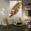 Pre-Order 30 days Delivery  Handpainted Art Painting with  frame SO897 90X120
