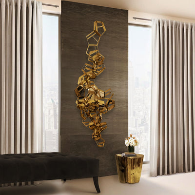 Handcrafted Stainless steel  Artwork  B0011