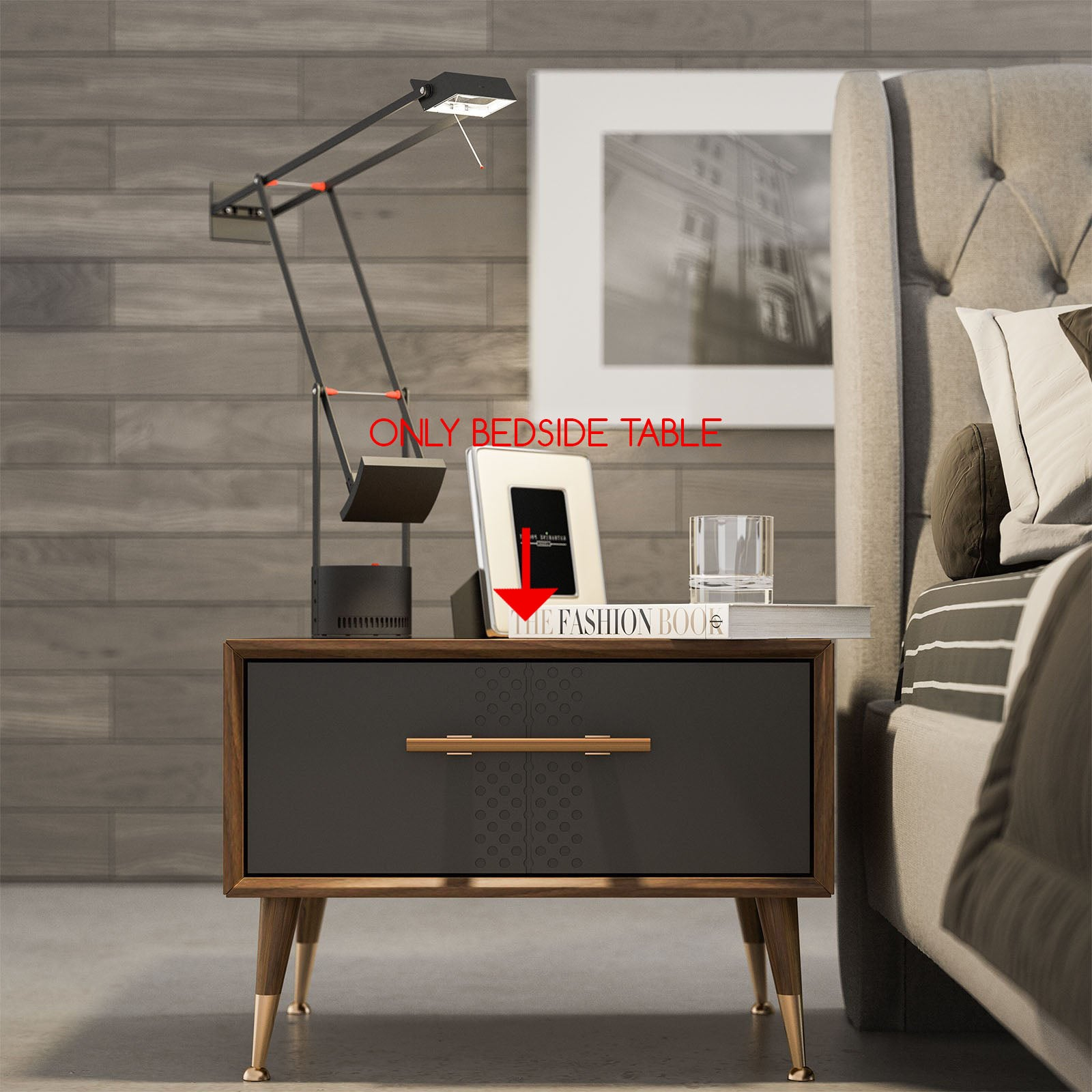 2X Alvin BEDSIDE TABLE  ALVINE001-TABLE -  2X طاولة السرير ألفين - Shop Online Furniture and Home Decor Store in Dubai, UAE at ebarza