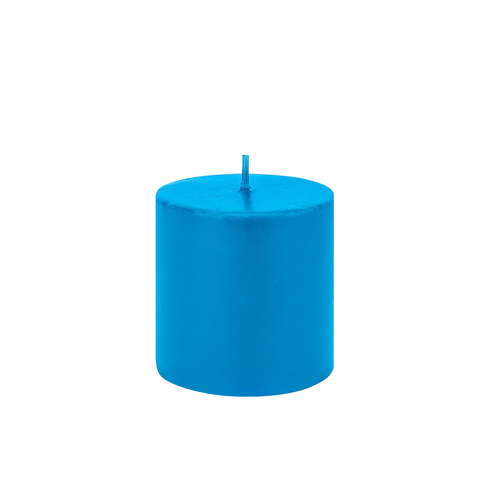 Karaca Sandy Candle Light Blue 7x7 cm 153.01.01.4473 - ebarza