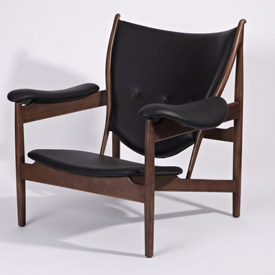 Retro Solid wood Lounge  Chair  RTS15057 - ebarza