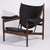Retro Solid wood Lounge  Chair  RTS15057