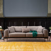 Nirvana 3 seater Sofa-bed  NIRV004-lightBrown