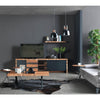 Natura sideboard +mirror NAT006