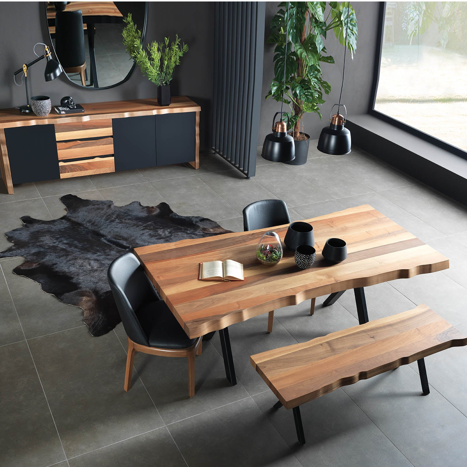 Natura 225cm dining table  NATonlytable