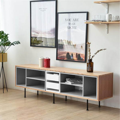 Pre-Order 25 days delivery Visby  TV Unit  LL-064-N
