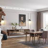 Pre-Order 30 days deliver Icon dining table    Icon003table