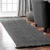 90X300 cm Braided handmade Jute Rug JH-2348-long