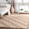 Pre-Order 15 days delivery 90X300 cm Braided handmade Jute Rug JH-2342-long