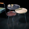 PRE-ORDER 20 days set of 3 SPRING SERVICE tables