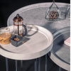 PRE-ORDER 20 days Delivery set of 3 LEON CENTER tables