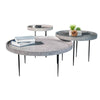 Set of 3 LEON CENTER Tables