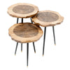 Set of 3 HARLEY SERVICE  tables