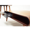Set of Central table and Side Table with drawers   sohoS+L008