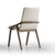 Miranda Solid Ash wood chair MIRANDA-W-2618 -  كرسي ميراندا من خشب الرمادي الصلب - Shop Online Furniture and Home Decor Store in Dubai, UAE at ebarza