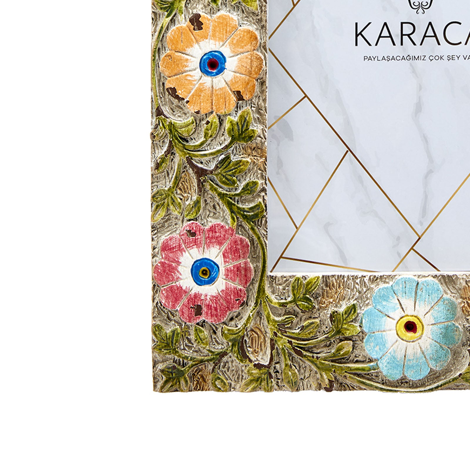 Pre-order 35 days delivery Karaca Mexica Color Frame  153.19.01.1214