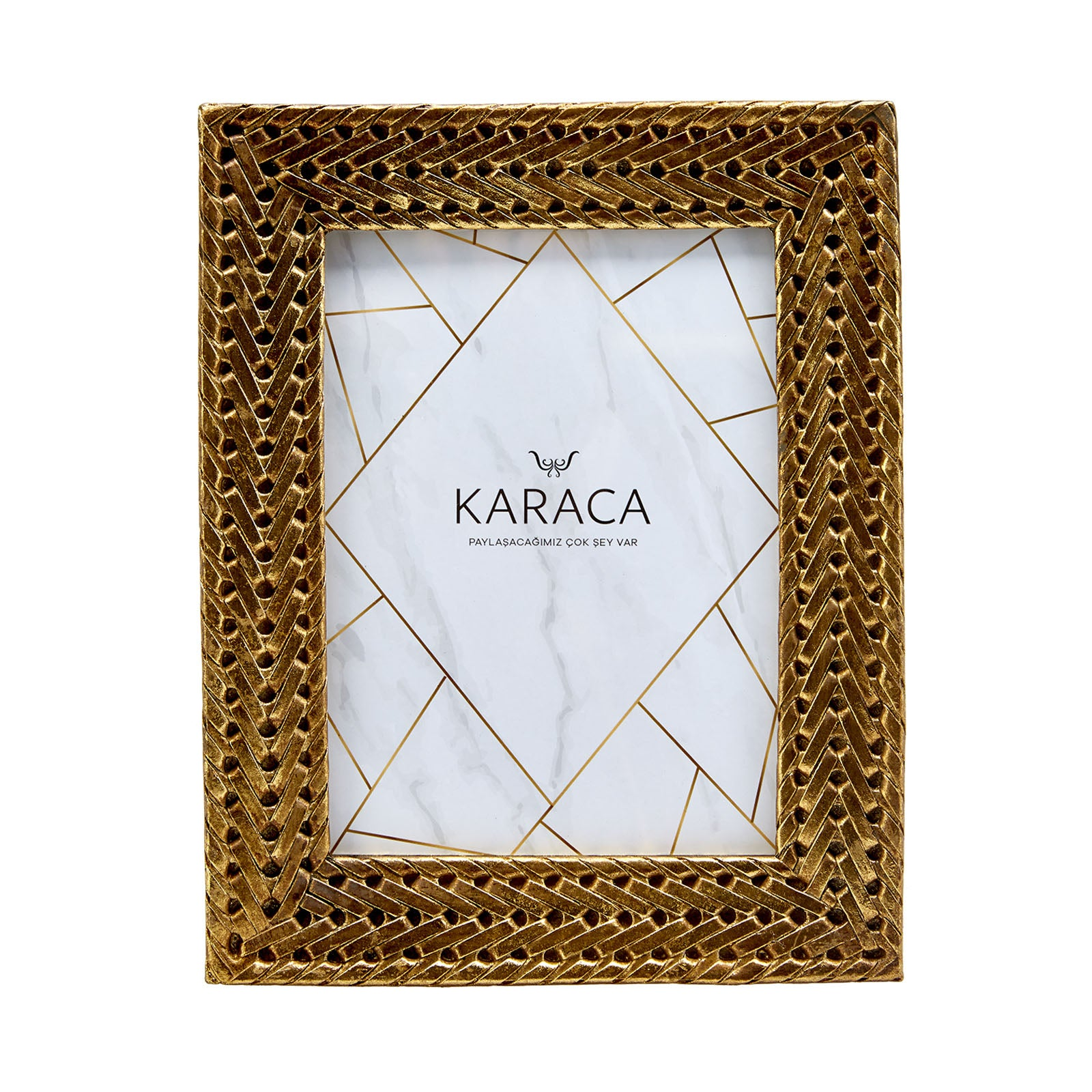 Pre-order 35 days delivery Karaca Rat FRAME 153.19.01.1213