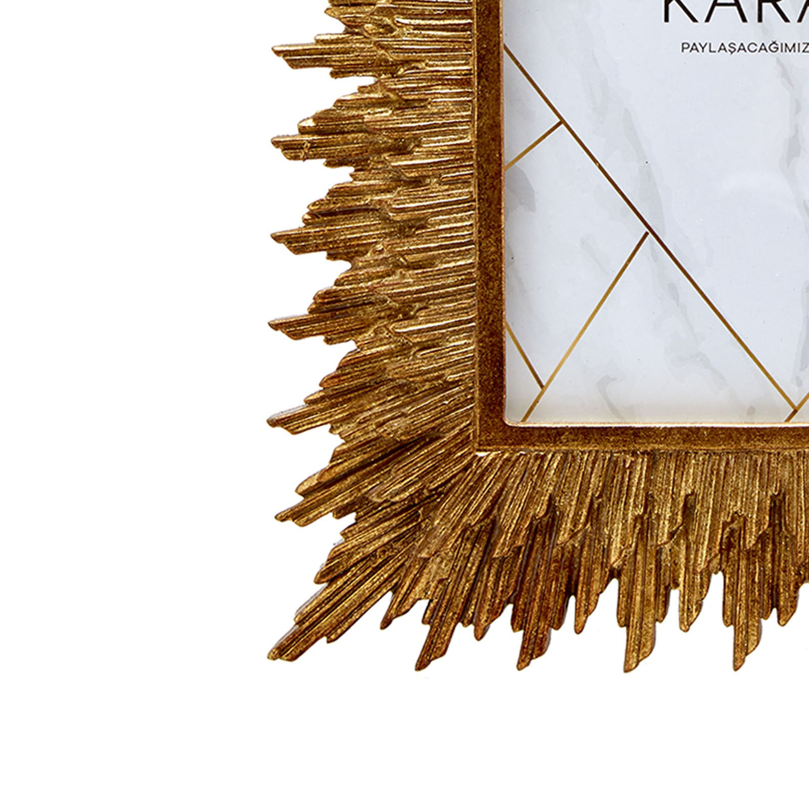 Pre-order 35 days delivery Karaca Hollywood FRAME 53.19.01.1208