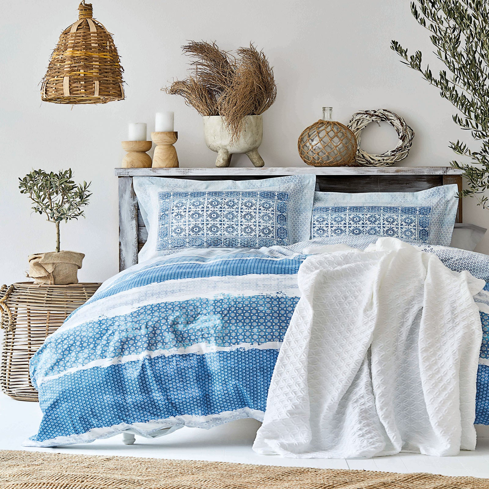 MYLOS BEYAZ Bedding  Set 200.16.01.0083
