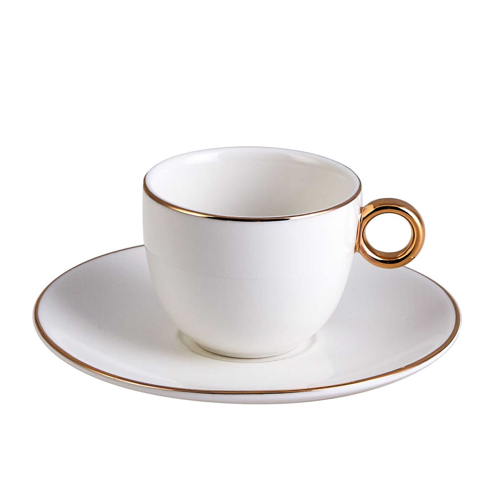 Ring 6 Person Coffee Cup Set 153.03.07.9255 -  طقم فناجين قهوة 6 أشخاص - Shop Online Furniture and Home Decor Store in Dubai, UAE at ebarza