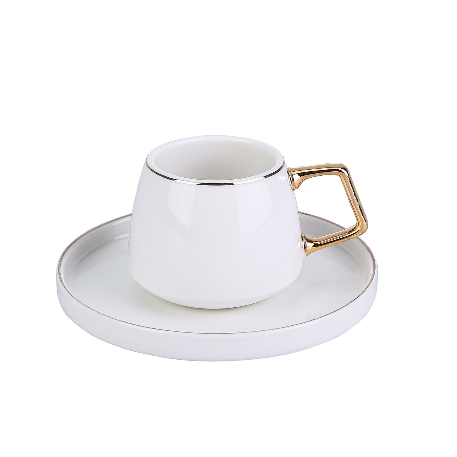 Saturn 6 Seater Porcelain Coffee Cup Sett 153.03.07.8417 -  طقم فناجين قهوة بورسلين من ساتورن ب 6 مقاعد - Shop Online Furniture and Home Decor Store in Dubai, UAE at ebarza